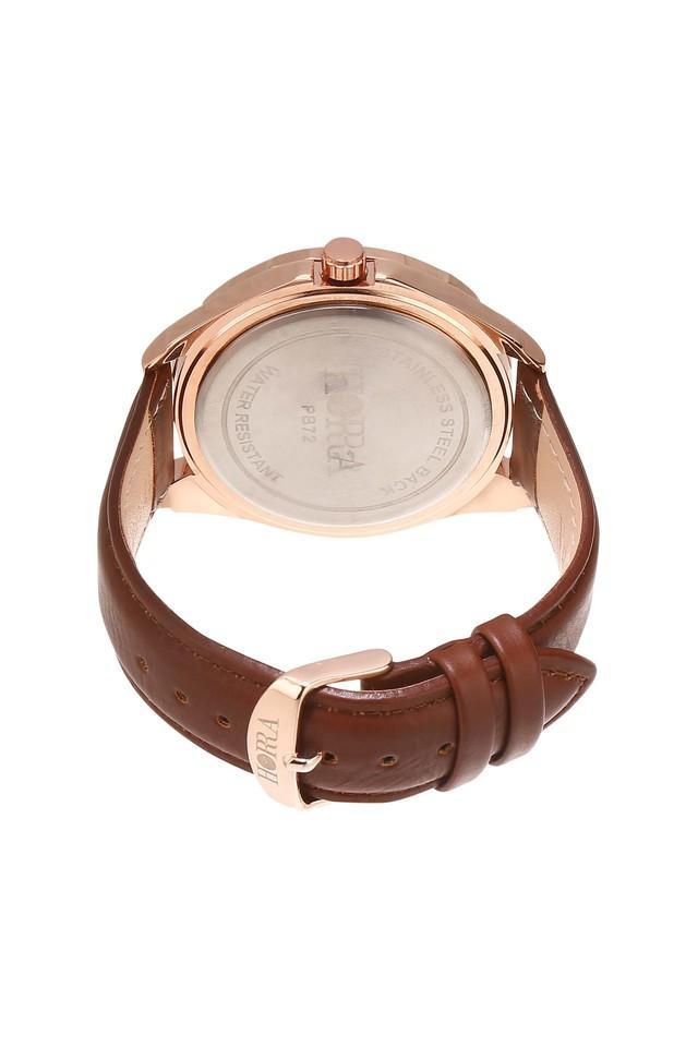 Mens Geometric Series Blue Dial Analog Watch - PB817MLBL72