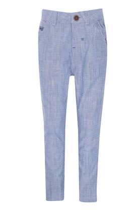 Boys 5 Pocket Slub Pants