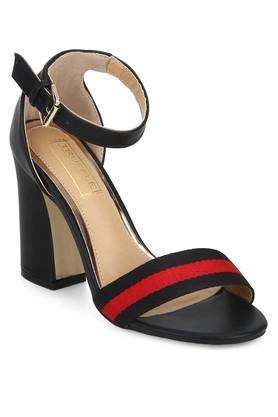 TRUFFLE COLLECTIONWomens Casual Wear Buckle Closure Heels - 204066968_9212
