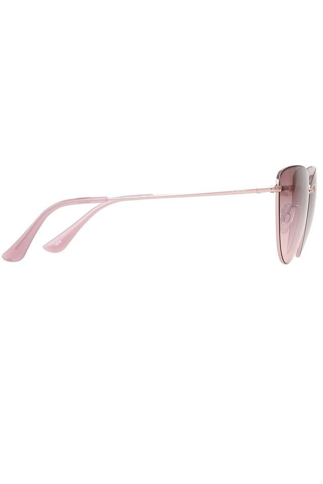 Womens Gradient and UV protected Lens Cat Eye Sunglasses - IDS2497C4SG