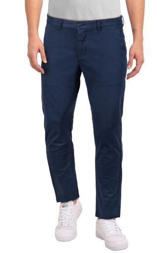 VETTORIO FRATINI -  NavyCargos & Trousers - Main