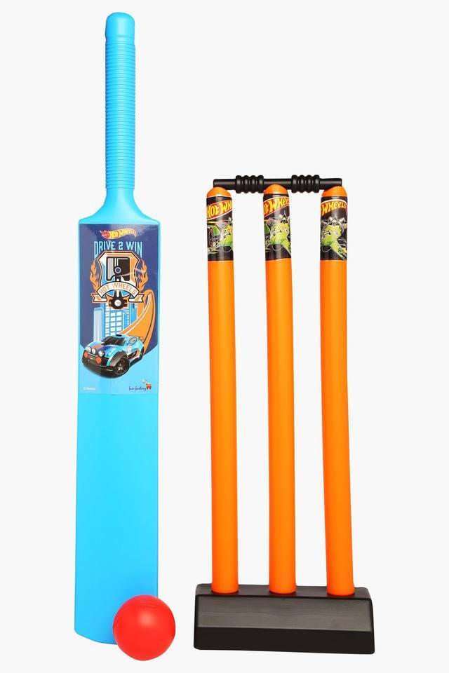 Unisex Hot Wheels Cricket Set