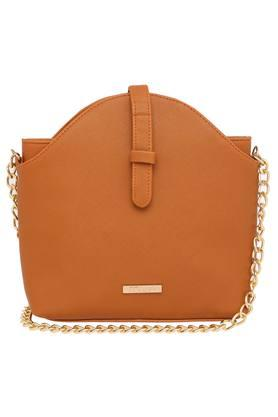 FEMINA FLAUNT - Tan Backpacks - Main