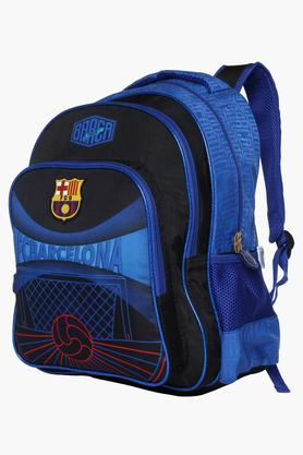 Boys Printed School Bag