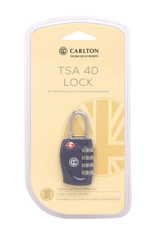 TSA 4D Combination Lock