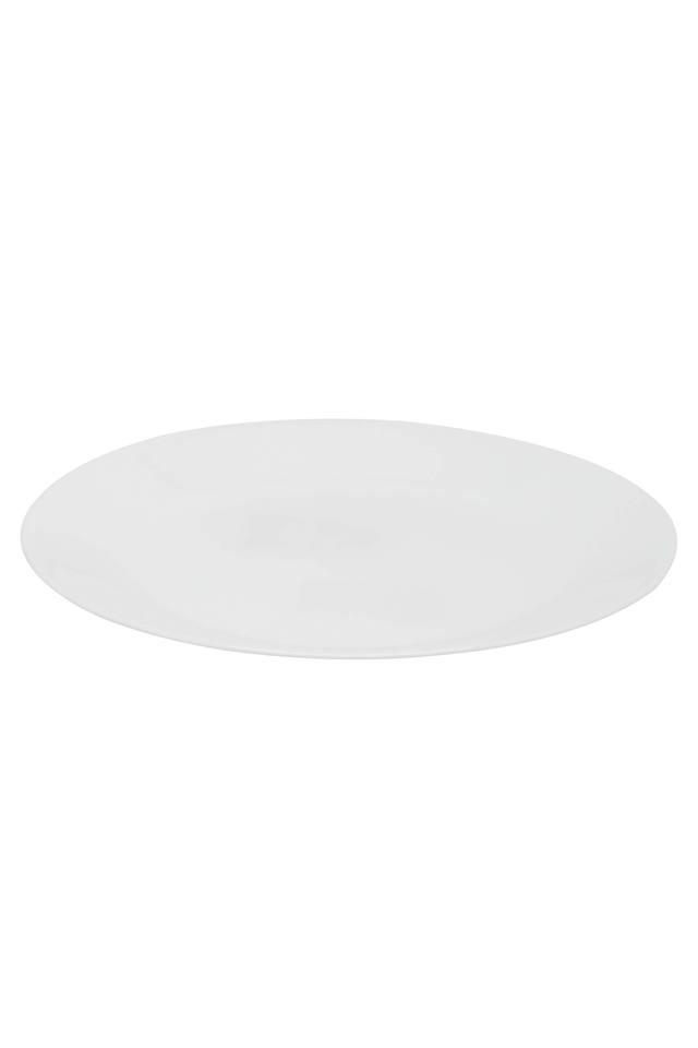 Round Solid Dinner Plate