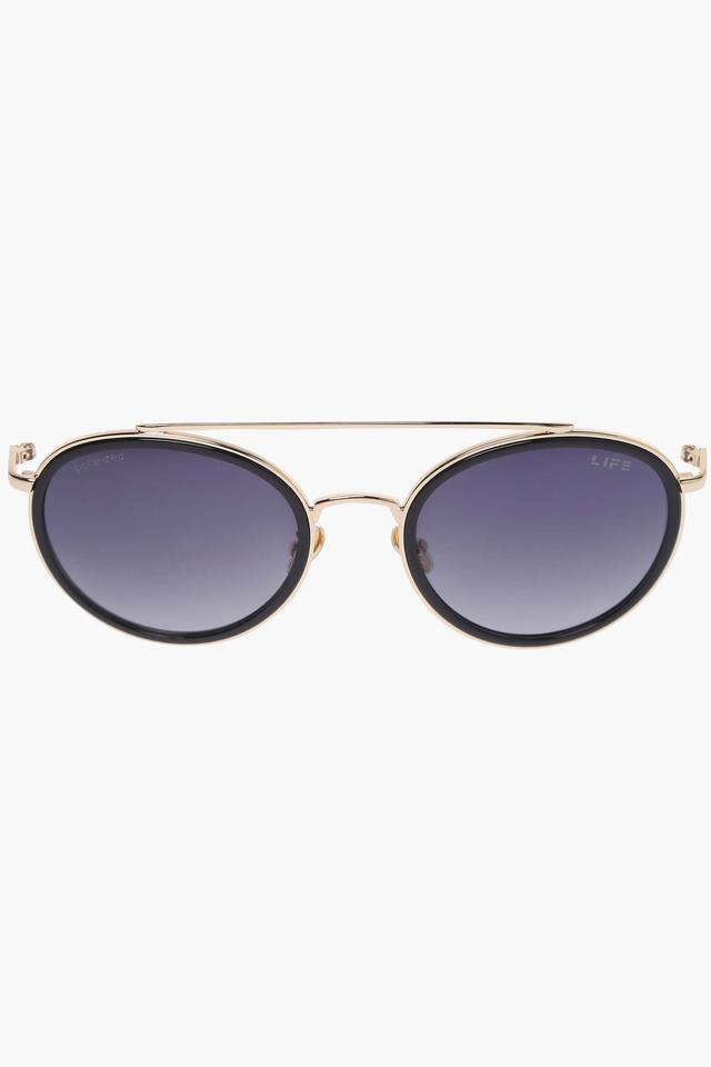 Womens Polarized Round Sunglasses LIO65C10