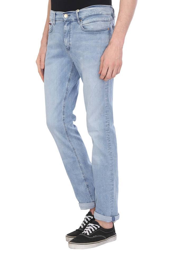Mens Mild Wash Jeans