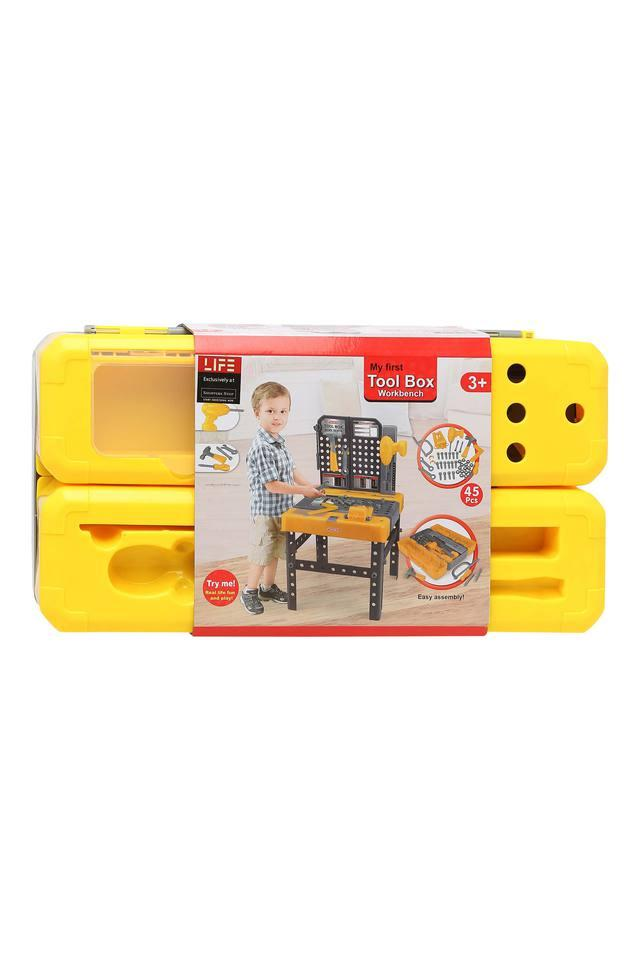Unisex My First Tool Box