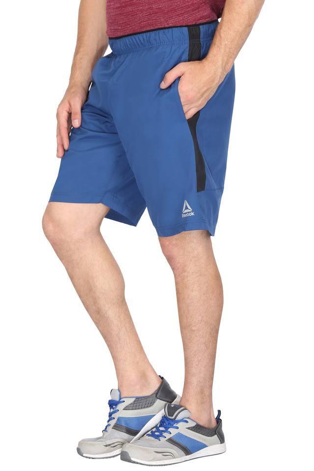 Mens Solid Shorts