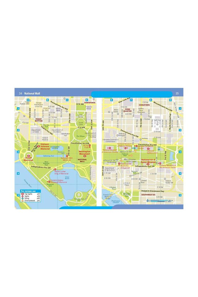 Lonely Planet Pocket Washington DC (Travel Guide)