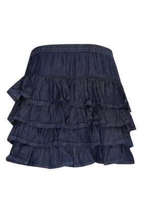 Girls Assorted Tiered Skirt
