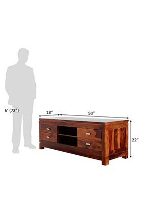 Brown Selena TV Cabinet Unit