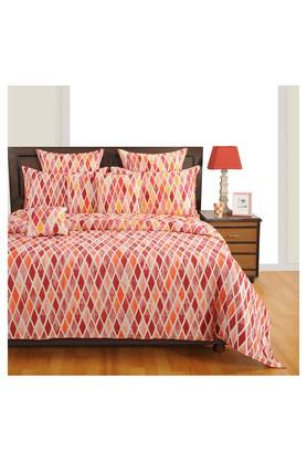 SWAYAMPrinted Double Bed Quilt