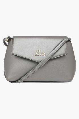 LAVIEWomens Snap Closure Sling Bag - 203387632