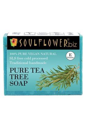 SOULFLOWERPure Tea Tree Handmade Soap