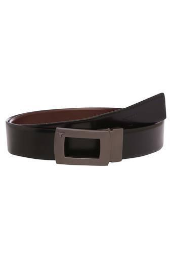 Mens Loop Closure Formal Belt