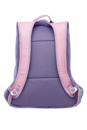 Girls Zip Closure School Bag