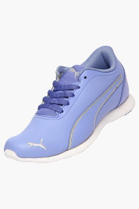 PUMA Mens Leather Lace Up Sports Shoes - 203498690_9308