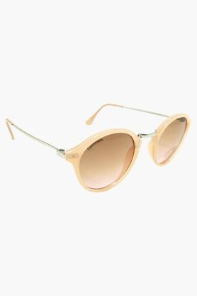 Womens Oval UV Protected Sunglasses - C085PK3F