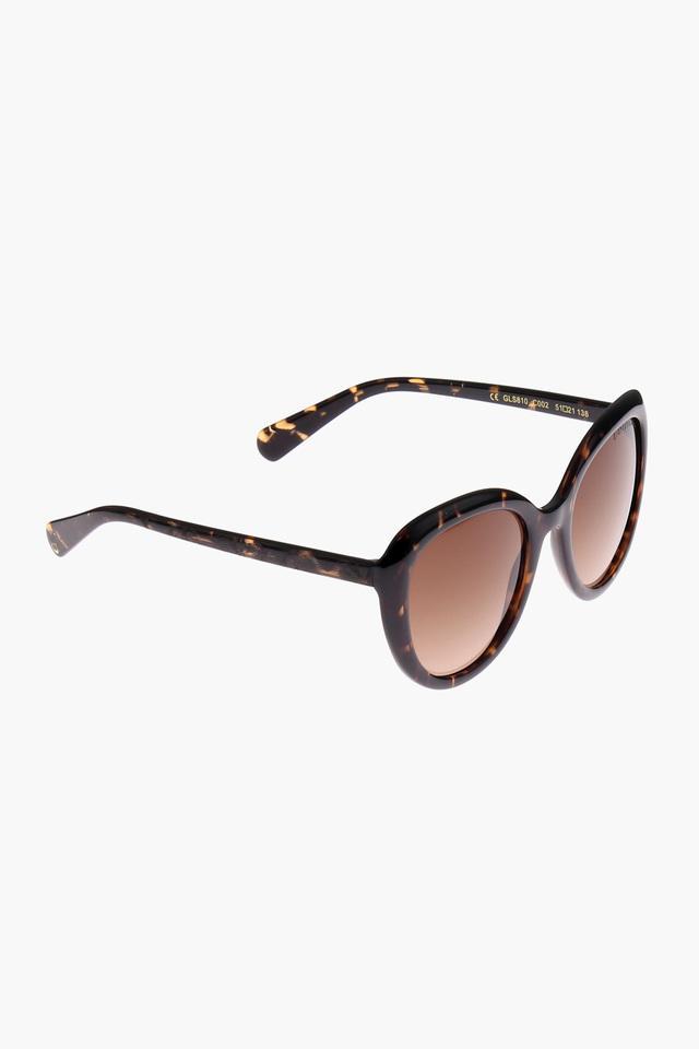 Womens Cat Eye Polycarbonate Sunglasses - GLS810C002