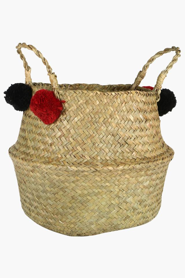 Seagrass Pot Basket - 25cm