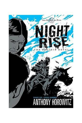 Power of Five: Nightrise the Graphic Novel