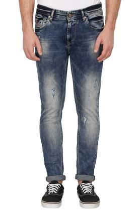 SPYKARMens Ultra Skinny Fit Stone Wash Jeans (S.Skinny Fit)