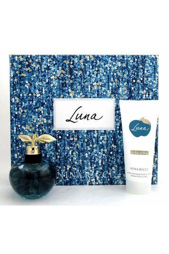 Womens Luna Eau De Toilette and Body Lotion Set