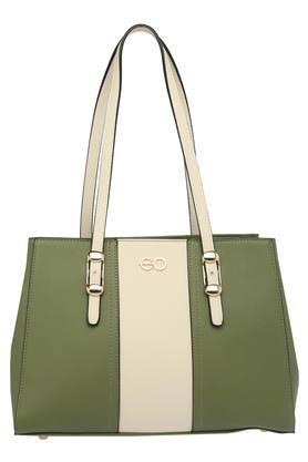 E2OWomens Zipper Closure Shoulder Handbag - 203461123_9463