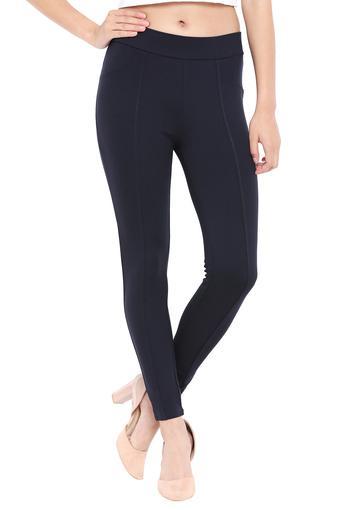 FRATINI WOMAN -  NavyJeans & Leggings - Main