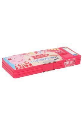 Kids Peppa Love Scrap 2 But Pencil Box
