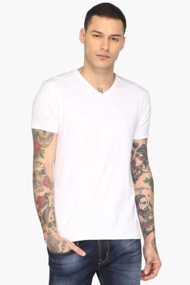 Shoppersstop : Flat 50% to 60% Off On Life & Stop T- shirt + Free Shipping low price image 2