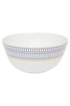 IVYRound Printed Alice Bowl And Spoon - Set