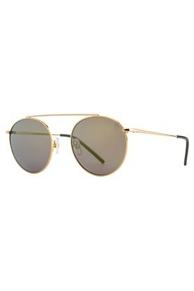 Unisex Aviator Polycarbonate Sunglasses