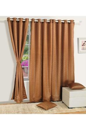 Printed Door Curtain