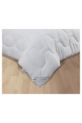 Tencil Solid Quilted Single Comforter