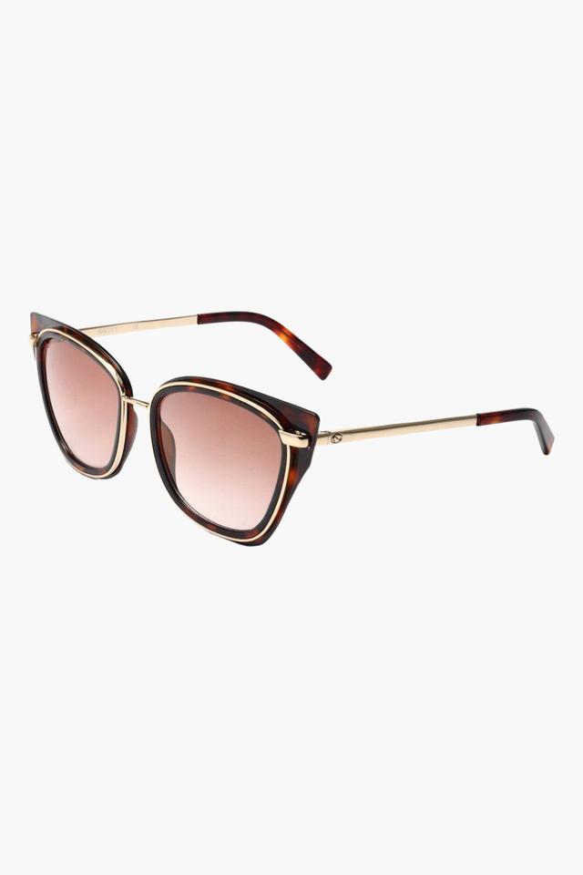 Womens Full Rim Polycarbonate Sunglasses - 11 C2 S