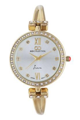 Womens Round Dial Analogue Watch - G2100-66
