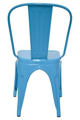 Blue Stylo Chairs Set of 2