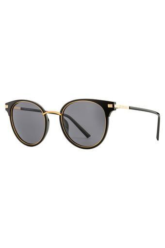 bff6866daeb4b Buy OPIUM Womens Oversized Polarized Sunglasses