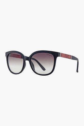 Womens Wayfarer Gradient Sunglasses