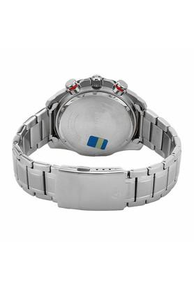 Mens Analogue Stainless Steel Watch - EX378