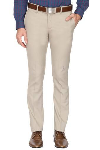BLACKBERRYS -  Beige Cargos & Trousers - Main