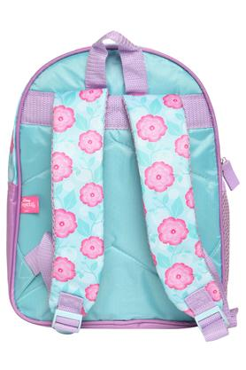 Girls Disney Princess Zip Closure School Bag