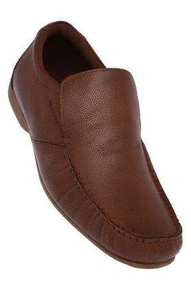 RED TAPE Mens Leather Slipon Loafers - 203578656