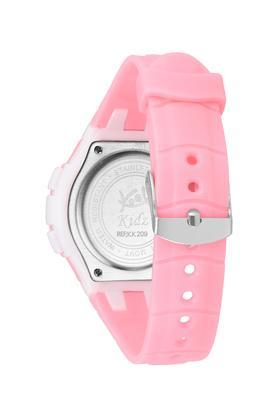 Girls Plastic Digital Watch - KK209PK