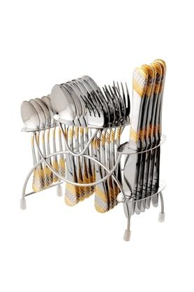 FNSGold Plated Cutlery Set F 24