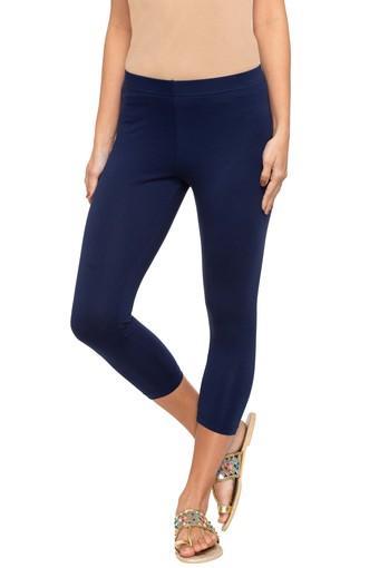 GO COLORS -  NavyJeans & Leggings - Main