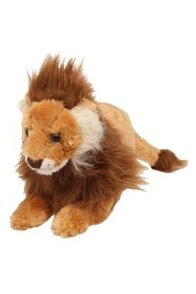 Kids Laying Lion Male Soft Toy